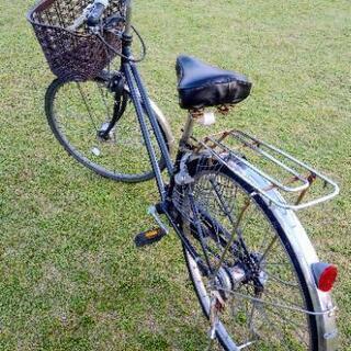 【再掲】27インチ自転車(内装3段)