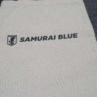 Japan JFA SAMURAI  BLUE トートバック