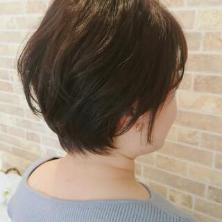 【ショートヘアが得意です。】