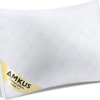 高反発の通気性もいい安眠枕