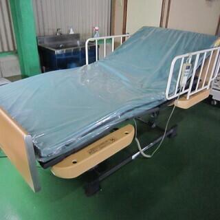 【中古】 介護ベッド パラマウントベッド 2モーター
