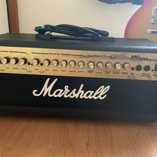 Marshall MG100HDFX 美品