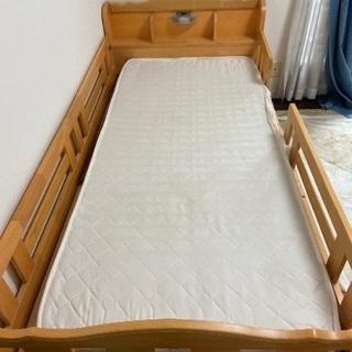 二段ベッド ハシゴ付き
