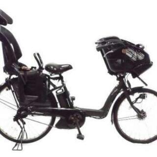 中古 電動自転車(電動アシスト自転車)子乗せ付き YAMAHA 26型