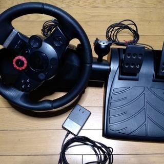 PS3 グランツーリスモ ドライビングフォースGT(ロジクール)