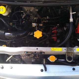 売却済み  ご自宅付近に納車!今年度税込みで車検付きH18年スバルR2水色、キーレス、CDデッキ、ホグランプ、フル装備 - 中古車