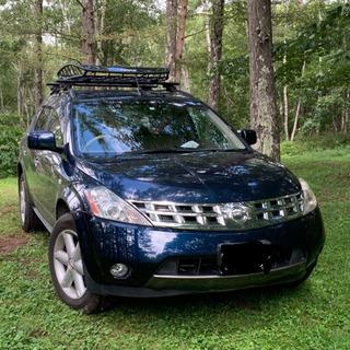 日産 ムラーノ PNZ-50 4WD SUV アウトドア クロス...