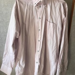 カラーシャツ二枚セット売り サイズL