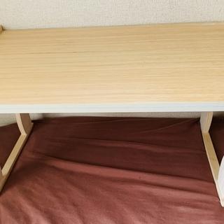 ★★経机 折りたたみ 白木 桐調経机 葬儀用仏具 木製テーブル ★★