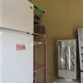 冷蔵庫 16年式 106l