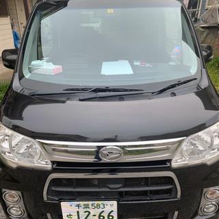 値下げ総額25万 →20万 2012年登録 タントEXE 車検有り