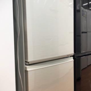 SHARPの2ドア冷蔵庫!新生活におすすめです!
