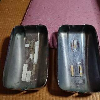 タイタン ミラー メッキカバー - 車のパーツ