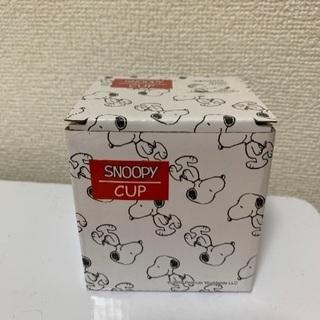 SNOOPYマグカップ箱付き 未使用