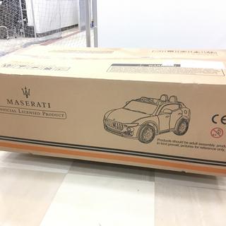 マセラティ レバンテ  電動乗用玩具