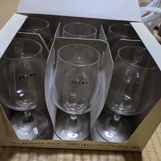 新品箱付き グラス 6個