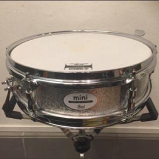 Pearl パール 小口径 スネア ドラム 12×3.5
