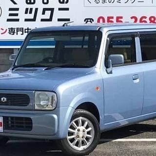スズキ アルトラパン 4WD X 雪道に強い4WD!! ミツクニ...