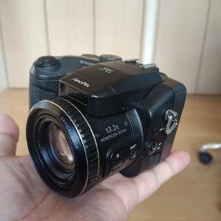 富士フィルムFinePix S602+ワイコン