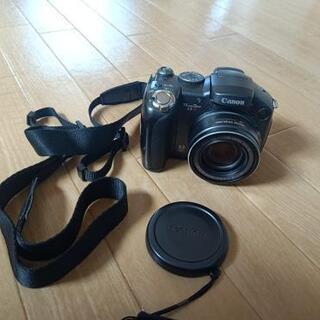 コンデジ CanonPowerShot S3pro