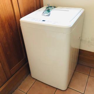 無印 洗濯機