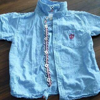 マザウェイズ⭐半袖シャツ