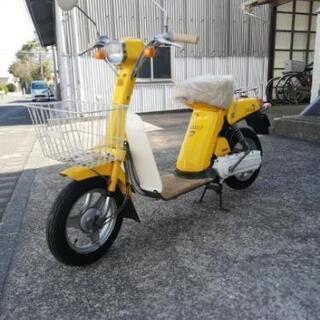 ヤマハ パッソル ワンオーオー車