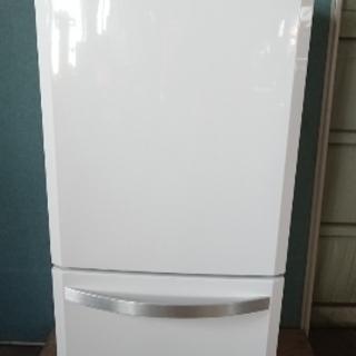 2012年製 ハイアール 2ドア 冷蔵庫「JR-NF140E」定...