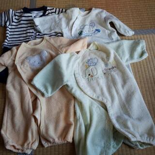 新生児肌着、服。秋~冬に生まれる赤ちゃんに!