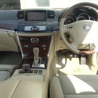 フーガ 350XV 車検2年付き 走行4万4千キロ 乗り出し45万円 令和2年度の自動車税 消費税込み - 日産