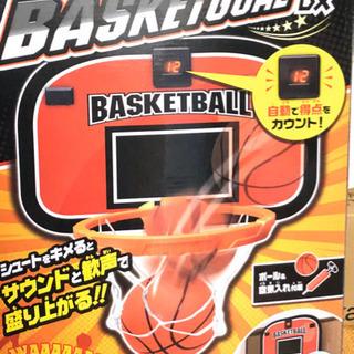 自動でカウント バスケットゴール