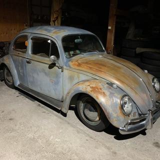 空冷VW 1958 ビートル
