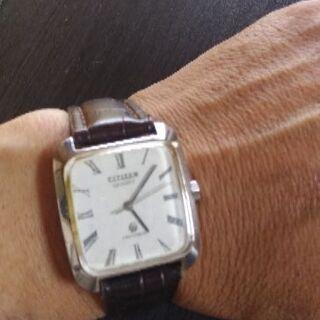 珍品昭和のシチズンアンテーク時計