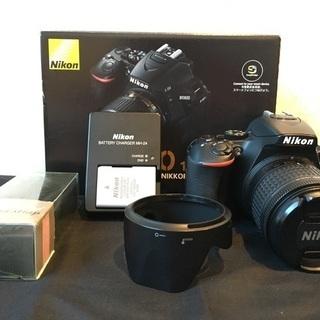 【お値下げ】【美品カメラ】Nikon D5600 18-55 V...