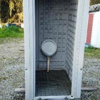 仮設トイレ(小便用)