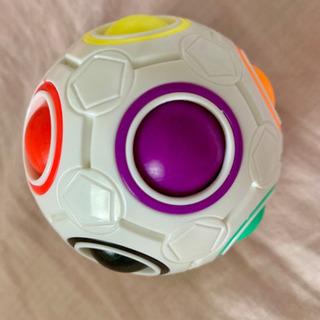 知育玩具 虹ボール ストレス解消