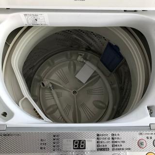 Panasonic 全自動洗濯機 NA-F50B9 パナソニック