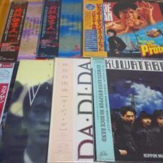 値下げしました。昭和、レコード9枚