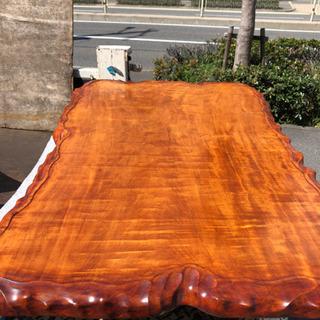 桜の木 無垢一枚板 幅150×85