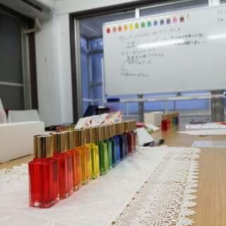 9/22(祝):TCカラーセラピスト講座(Step1)@東新宿