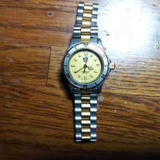 最終値下げです。タグホイヤー腕時計プロフェッショナル200レディース