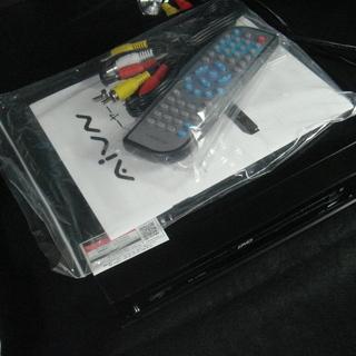 《CDを2倍速でコピー出来》海外盤DVDも見られる小型の高機能D...