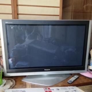 Panasonic プラズマテレビ 42インチ 2006年 ☆引...