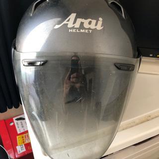 【現状渡し】 Arai ヘルメット