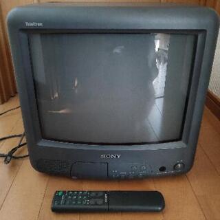 SONY14型ブラウン管テレビもらってください