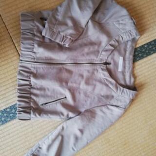 春物♡grove薄手MA-1ジャケット