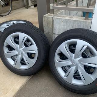 ✱お値下げ✱ シエンタ 170G 後期 新車外し 純正タイヤホイ...