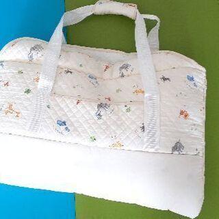 【3月迄受付】ベビー昼寝携帯用敷き布団セット