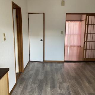 【契約金 無 】契約金なしで入居できます!!2DK洋室6畳和室6...