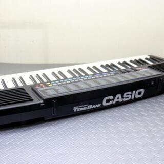 カシオ 電子キーボード 465 SOUND TONE BANK ...
